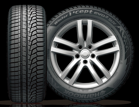 Hankook Winter iCept evo2 SUV W320A