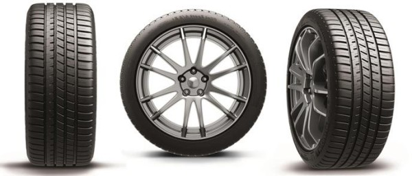 Шини Michelin Pilot Sport All-Season 3+