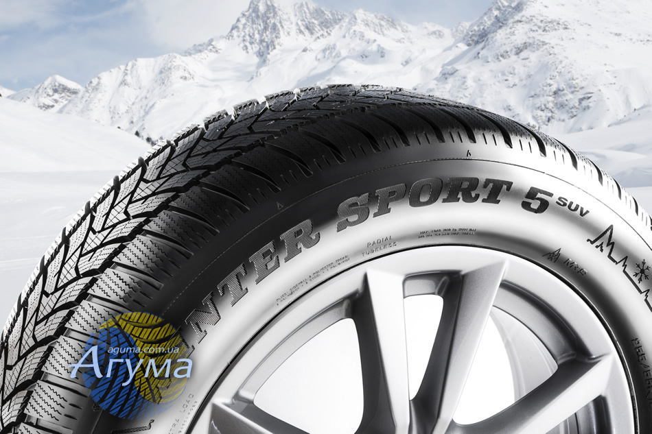 Шини Dunlop Winter Sport 5 SUV