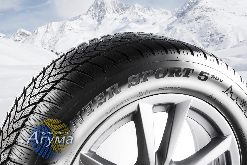 Шини Dunlop Winter Sport 5 SUV