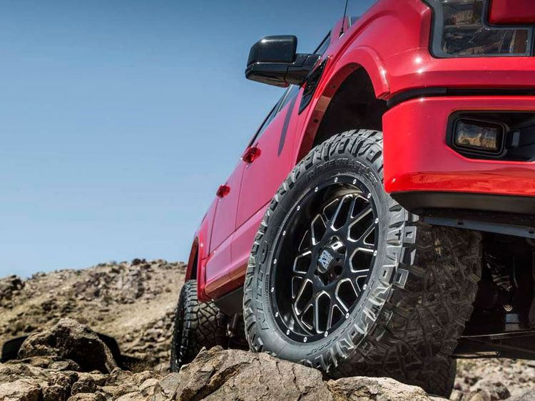 Шини Nitto Ridge Grappler