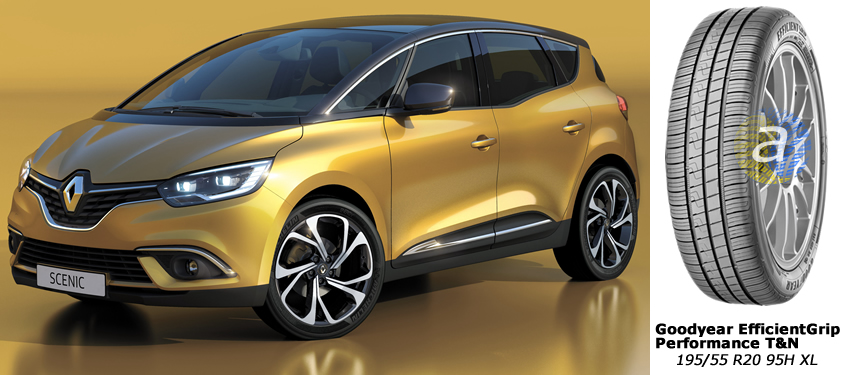 Renault-Scenic-2016-and-EfficentGrip Performance-T&N