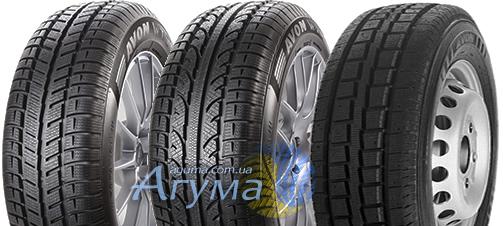 Зимові шини Avon: WT7, WV7 і VM Van