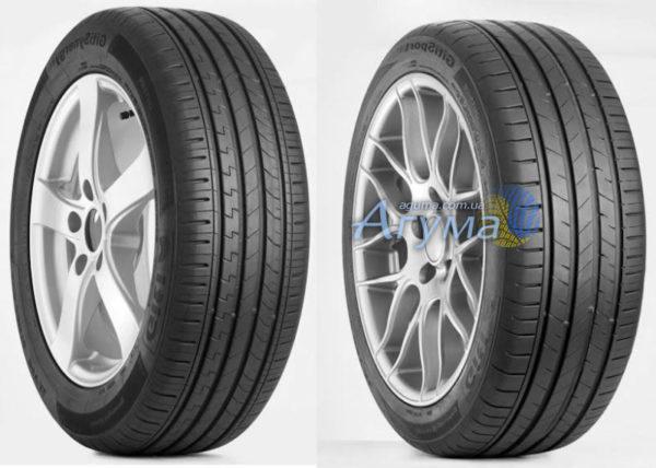 Літні шини 2017 роки від Giti: GitiSport S1 і GitiSynergy E1