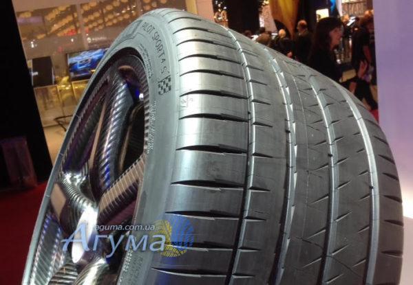 Шини Michelin Pilot Sport 4 S