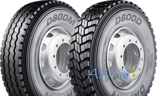 Нові вантажні шини Dayton D800M і Dayton D800D
