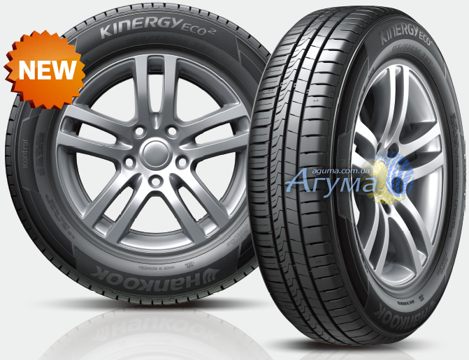Нові шини Hankook Kinergy Eco 2 K435