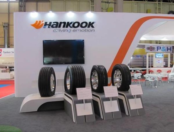 Hankook на Commercial Vehicle Show