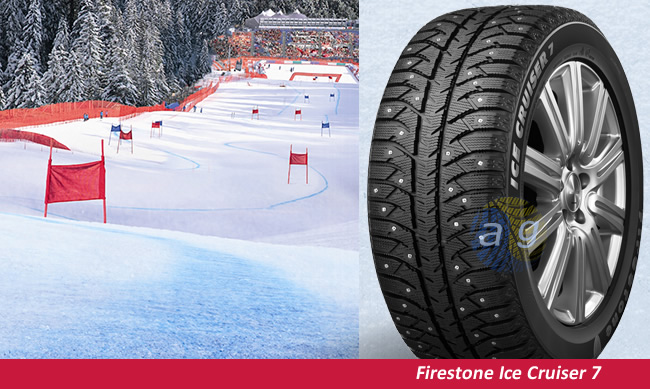 Firestone Ice Cruiser 7