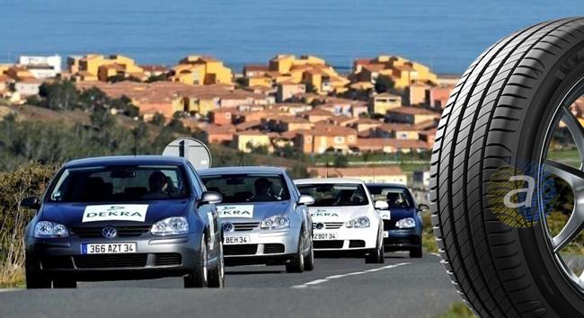 Нові літні шини Michelin Primacy 4