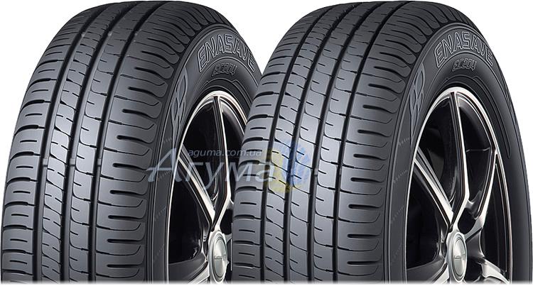 Нові «зелені» еко-шини Dunlop Enasave EC204