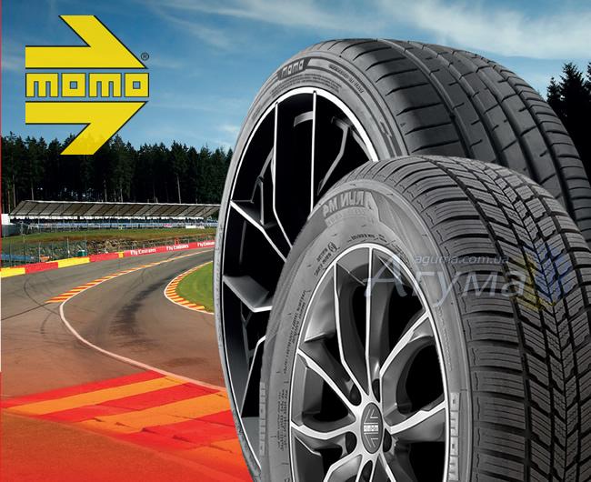 Новинки асортименту Momo Tyres 2017 року: TopRun M30 Europa і 4Run M4