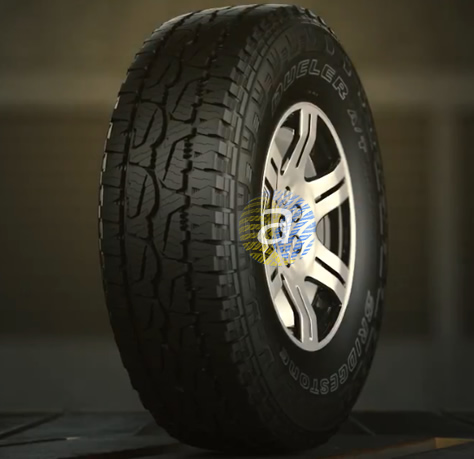 Шини Bridgestone Dueler A/T Revo 3