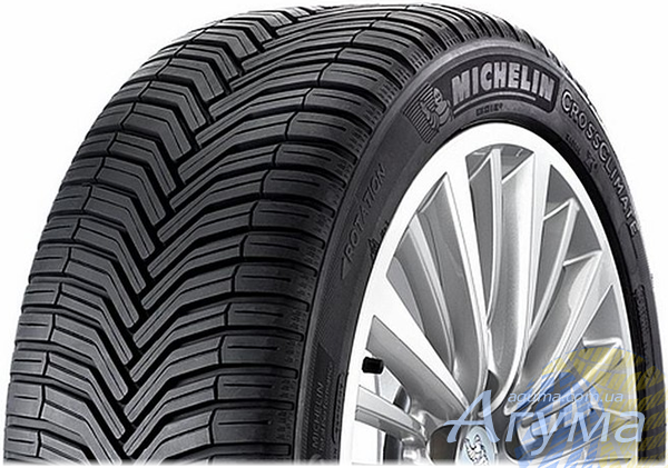 Шини Michelin CrossClimate SUV