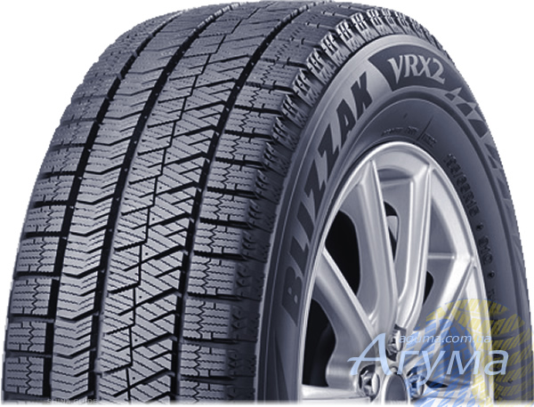 Шини Bridgestone Blizzak VRX2