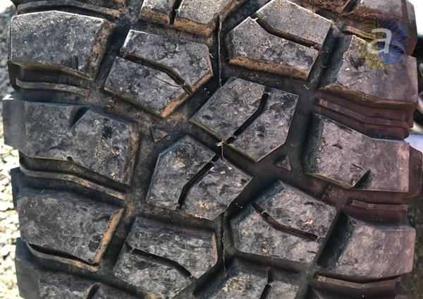 Шини для екстремального бездоріжжя BFGoodrich Mud-Terrain T/A KM3