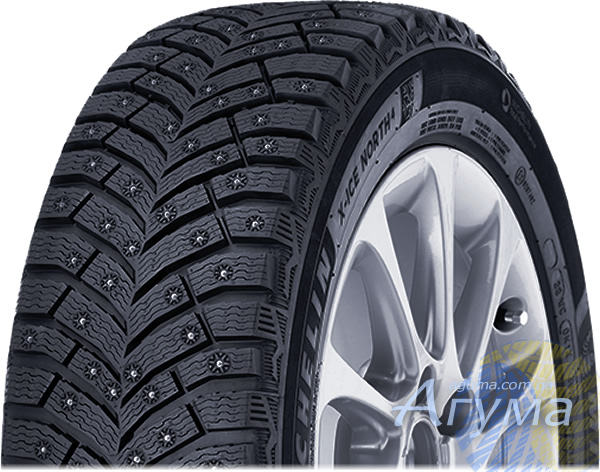 Шини Michelin X-Ice North 4 (XIN4)