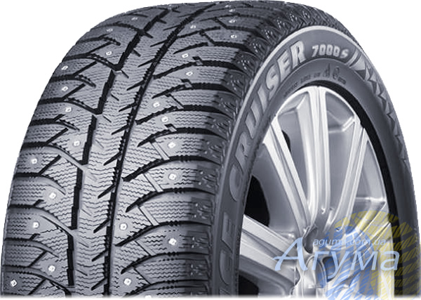 Шини Bridgestone Ice Cruiser 7000S